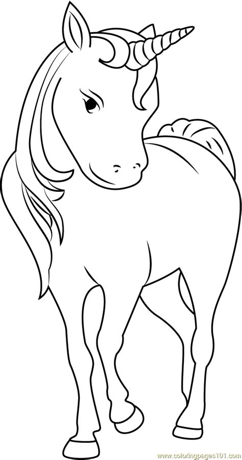 unicorn face coloring page  unicorn coloring pages
