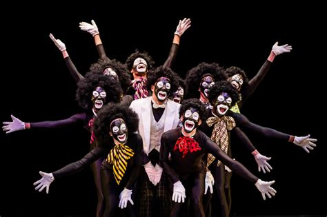 the show the minstrel show revisited cultural racism theater pizzazz