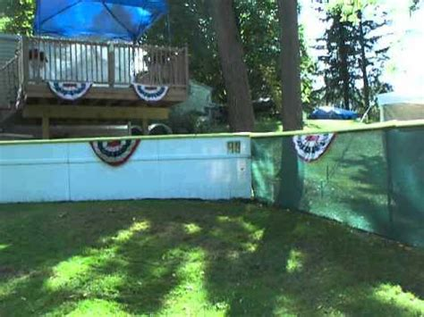 backyard wiffle ball backyard wiffle ball stadium youtube
