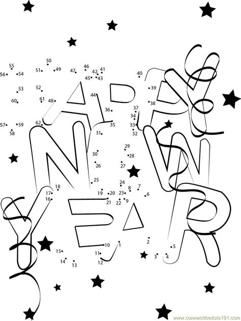 new year join the dots connect the dots happy new year words holidays gt new year
