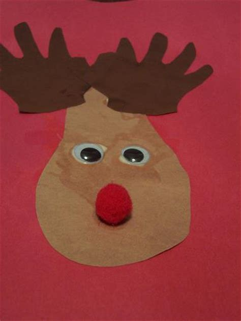 rudolph crafts for preschoolers our crafts n things 187 archive 187 rudolph the nosed reindeer