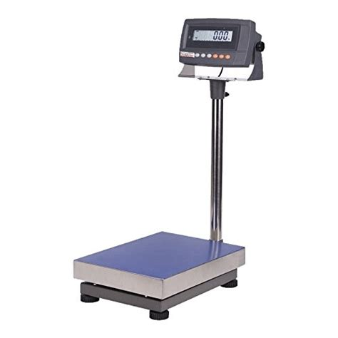 400 lb bench digiweigh industrial grade bench scale 400 lb dwp 440