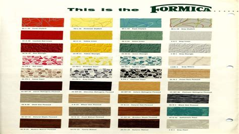 Kitchen Knives Made In America formica colors 28 images formica i the boomerang