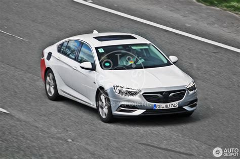insignia opel 2017 opel insignia 2017 5 april 2017 autogespot