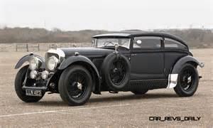1930s Bentley 1930 Bentley Blue