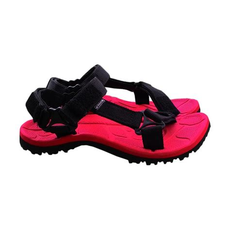 jual suzuran slop x sandal gunung pria black mr2