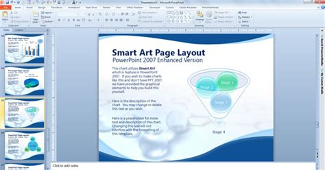 Free Scientific Powerpoint Template Powerpoint Templates For Scientific Presentations