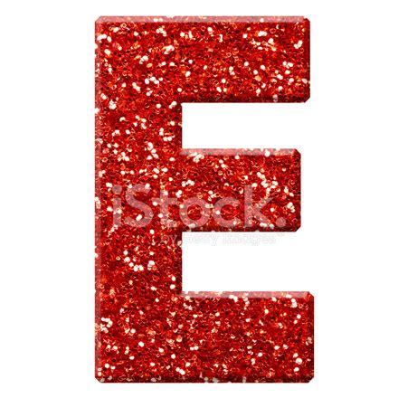 Glitter Letter E Stock Photos Freeimages Com