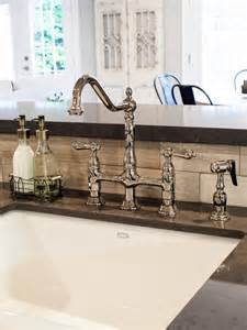 Copper Faucets Kitchen Fixer Upper A Fresh Update For A 1962 Quot Shingle Shack
