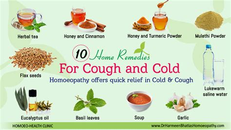 home remedies for cough and cold dr harmeen bhatia
