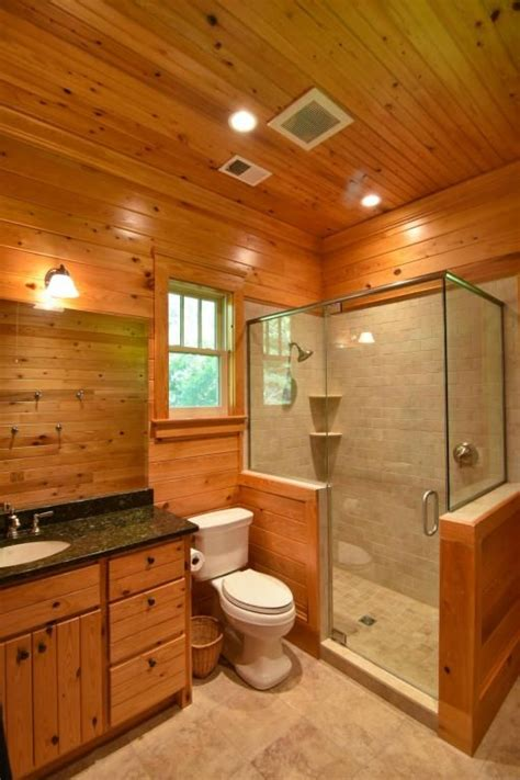 Cabin Bathrooms Ideas by 17 Best Bathrooms Images On Bathroom Bathroom