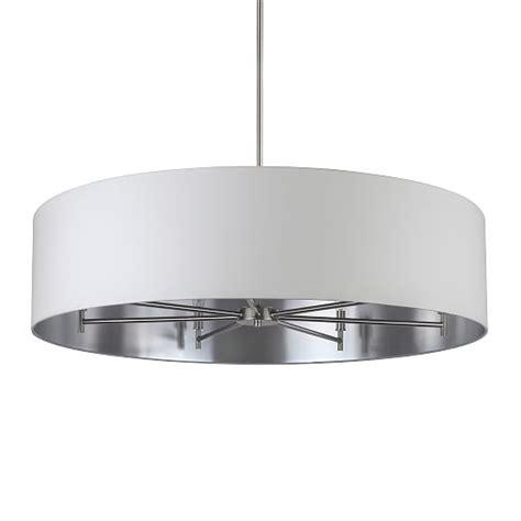 linen chandelier metal linen chandelier west elm