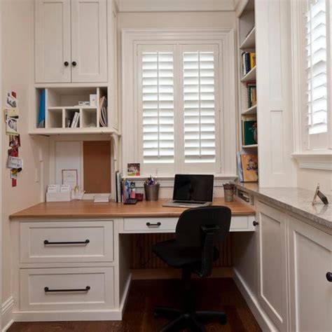 home office built in furniture space saving built in office furniture in corners personalizing modern interior design