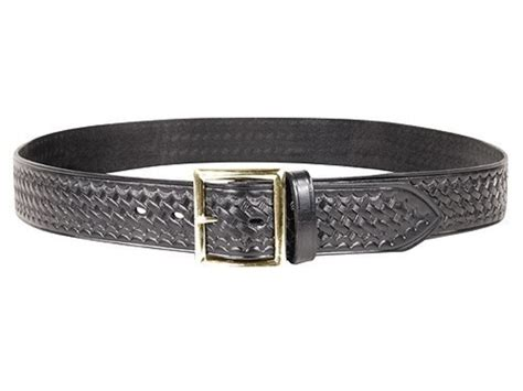 bianchi b8g garrison belt 1 3 4 leather