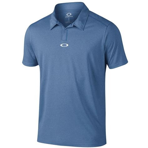 Overall Polos Fit L 36 rrp oakley o hydrolix sleeve tailored fit golf polo shirt ebay