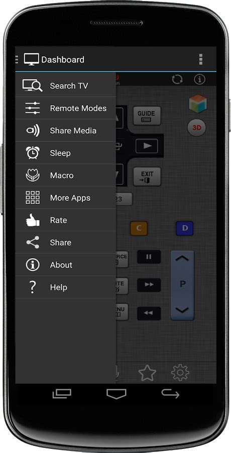 samsung remote app tv remote for samsung wifi and ir remote android apps on play