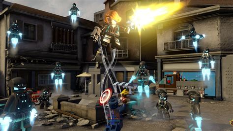Ps3 Lego Marvels Marvel Avenger playstation exclusive ant dlc is available for lego marvel s gamespresso