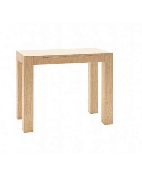 consolle tavolo allungabile prezzi tavolo consolle in rovere massello allungabile