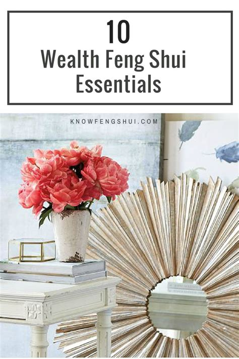 feng shui decor 10 wealth feng shui essentials for your home or office