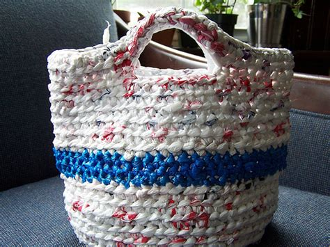 pattern crochet plastic bags plastic bag crocheting crochet for beginners