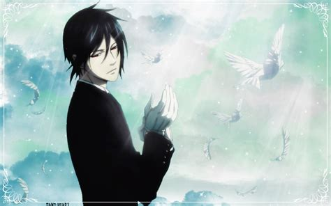 wallpaper anime zerochan sebastian michaelis wallpaper zerochan anime image board