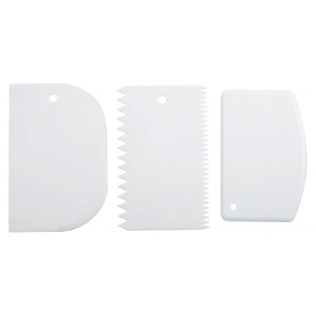 decorating comb icing smoother keyk