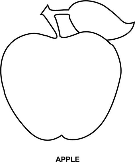 printable apple template cliparts co printable apple template clipart best