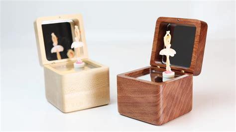 Jual Kotak Musik Ulang Tahun anak anak diy kayu selamat ulang tahun ballet box