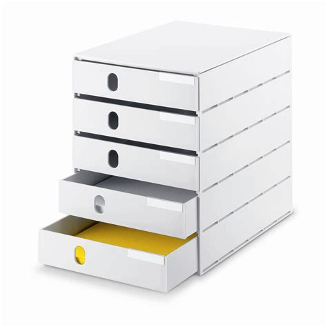 5 Drawer Units Storage Desktop Accessory Multival 5 Drawer Storage Organizer