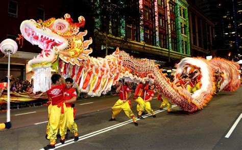 new year parade in china new year celebrated in sydney new york city and