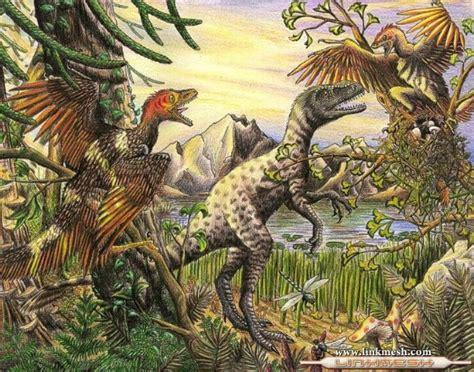 era delos dinosaurios dinosaurios