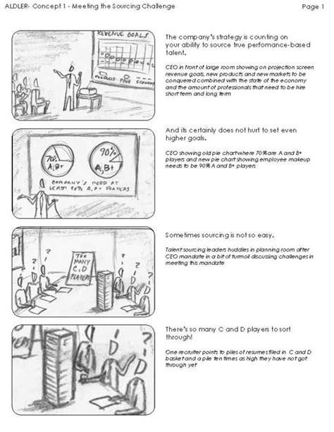 Storyboards By Chad J Shaffer Via Behance Ux Storyboard Sketches Pinterest Ux Storyboard Template