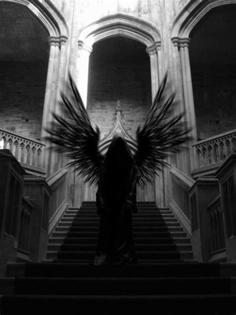 Dark Angel by Niki Niemi aka SgtAzazel. Original in colour