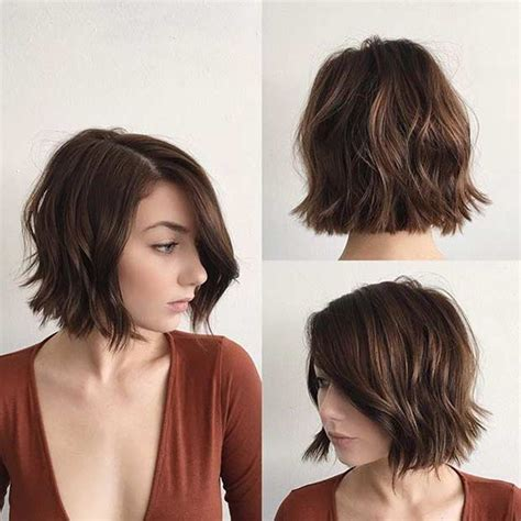 blunt shag 31 short bob hairstyles to inspire your next look short