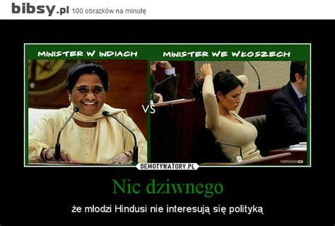 si鑒e l or饌l nic dziwnego że młodzi hindusi nie interesują się polityką