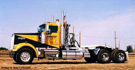 heavy haul kenworth trucks robert w north american truck pictures