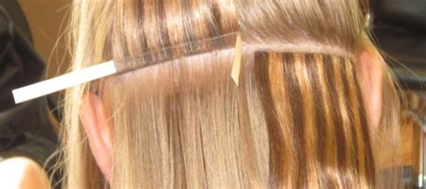 taped hair extensions damage in hair extensions damage indian remy hair