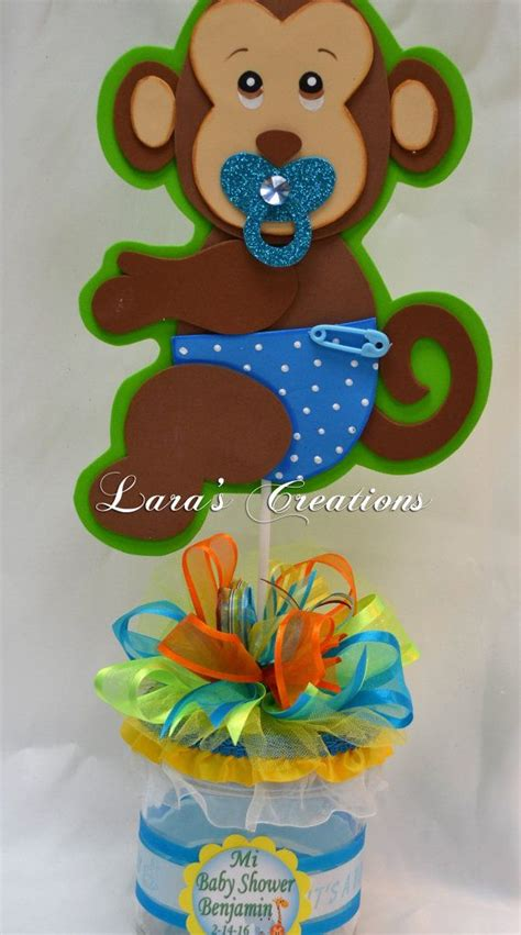 Foam Baby Shower Ideas by Beautiful Centerpieces For Baby Shower Jungle Baby
