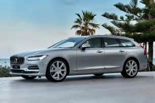 Volvo Vom Volvo V90 Is This The Best Looking Estate Motoring
