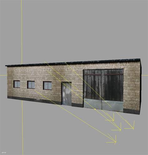 oldtimer garage polen fs 2013 static garage v 1 0 buildings mod f 252 r farming