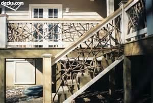 deck railing ideas decks