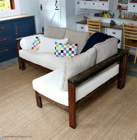 Diy Sofa Bed That S My Letter Diy Crib Mattress Sectional Sofa