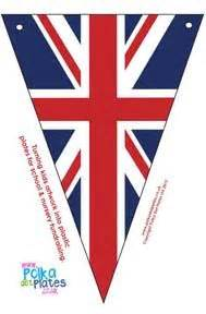 printable england flag bunting 1000 images about london party on pinterest london