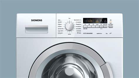 siemens waschmaschine extraklasse siemens extraklasse waschmaschine wm14k29a vs elektro