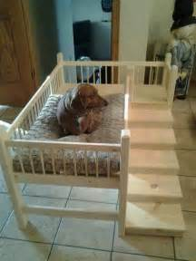 dog bed steps with steps 31 diy pet beds for your furry friends