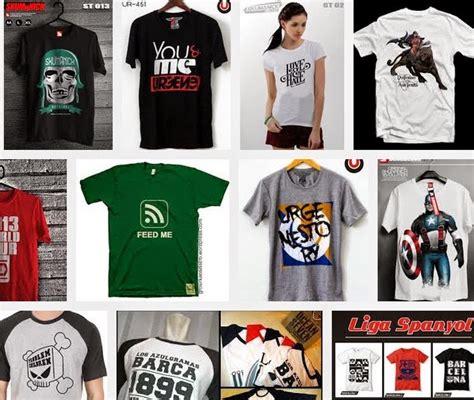 Tshirt Kaos This Time Distro tips memilih t shirt distro yang sesuai faktor faktor