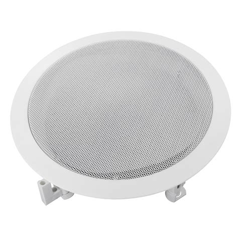 4 x 8 quot in ceiling speakers 150w for home theatre stereo