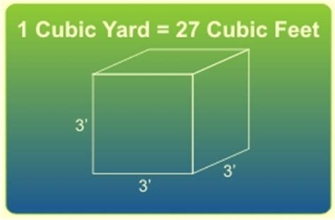How To Measure Cubic Yards Dan S Dirt And Gravel Is Il Oswego Montgomery