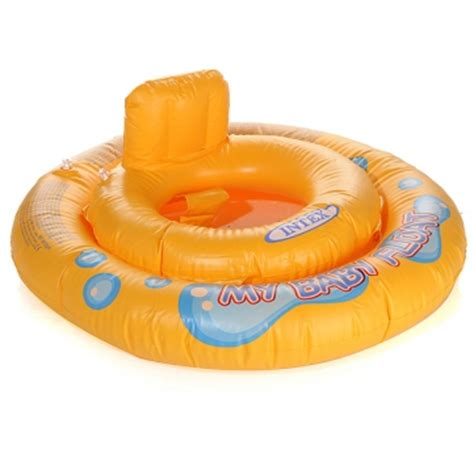 Intex Pelung Baby And My Swim Float Intex 56590 intex baby child swim float raft chair seat for swimming water pool us 10 11 sold out