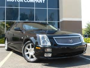 Used Cars For Sale Tempe Az Used 2006 Cadillac Sts Black 2006 Cadillac Sts Car For